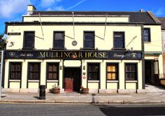 his umbrageous house of the hundred bottles Finnegans Wake, Republic Of Ireland, Garage Doors, Lounge, Mansions, House Styles, Outdoor Decor, Irish, Bottles