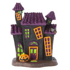 top fin pet halloween haunted house aquarium ornament ornaments petsmart