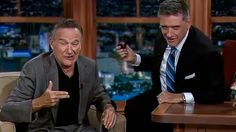 EVERY Robin Williams Interview With Craig Ferguson!