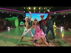 Dancing With the Stars Had a Mario Bros. Freestyle Dance Routine and it Was Actually Fantastic