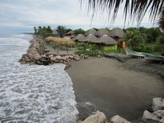 Monty's Surf Camp Jiquilillo, Nicaragua