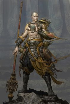 Ina~Commander of the Sky Tribe