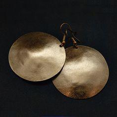 Greek Jewelry, Brass Jewelry, Diy Jewelry, Unique Earrings, Dangle Earrings, Golden Earrings, Personalized Jewelry, Fashion Earrings, Dangles