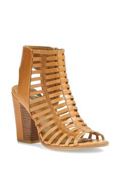 Can't wait to pair this caged sandal with a pretty summer dress | DV by Dolce Vita Caged Sandal