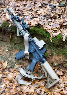 AR-15 Daniel Defense SureFire Haley Strategic Partners Magpul B5 Systems Troy Industries EOTech Geissele Automatics Battle Arms Development Laser Devices Bravo Company Manufacturing