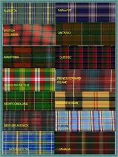 Canadian National and Provincial Tartans updated ( 35 pc puzzle ) Canadian Things, I Am Canadian, Canadian History, Canadian Maple, Canadian Quilts, Quilts Canada, Canada 150, Canada Funny, Meanwhile In Canada