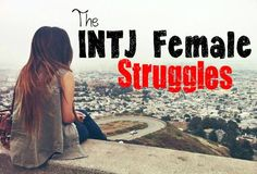 INTJ women can face challenges in romantic relationships because they may actually be less emotionally expressive than their partner. Most men are used to women who are emotional and bubbly, while the INTJ is neither of those things. She is very internal and private about how she feels, often taking a long time to warm up to others. This doesn't mean that the INTJ woman does not want romantic connections, or that she doesn't feel emotions. She just doesn't express this easily.