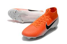 Orange White mercurial superfly shoes,all nike mercurial superfly,nike mercurial vapor x new Top Soccer, Nike Soccer, Nike Football, Football Boots, Soccer Cleats, Wet Weather, Superfly, Black, Soccer