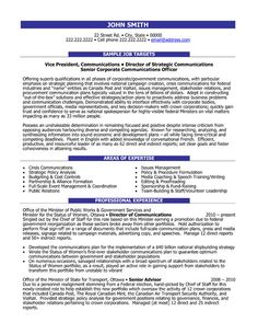 click here to download this director of communications resume template httpwww - Executive Resumes Templates