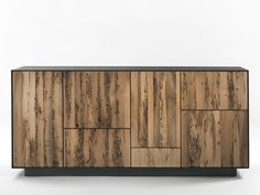 Briccola wood sideboard with drawers RIALTO MODULO 4 - Riva 1920
