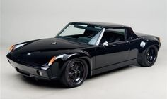 1974 Porsche 914 Restomod Is the Coolest Thing Ever - Motorward