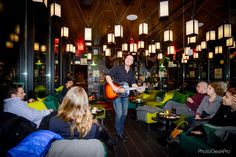 CitizenM Hotel: Live In Your Living Room NYC Festival