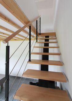 59 meilleures images du tableau Escaliers métal | Modern stairs ...