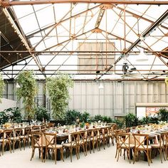 Jan 2020 - This urban wedding was fun and filled with graffiti! The couple chose warm colors and filled the reception with tropical plants for an industrial oasis. Wedding Reception Locations, Wedding Ceremony, Wedding Venues, Reception Ideas, Chic Wedding, Dream Wedding, Wedding Notes, Wedding Venue Inspiration, Urban Setting