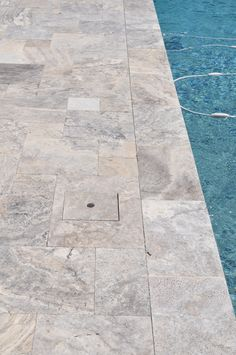 Swimming Pool Waterfall, Swimming Pool Tiles, Fiberglass Swimming Pools, Swimming Pool Landscaping, Small Swimming Pools, Swimming Pool Designs, Small Pools, Backyard Landscaping, Pool Pavers