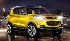 Chevy Adra Concept Mini SUV Rumor and Release Date