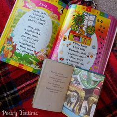 Today we are featuring a wonderful bilingual Poetry Teatime from one of our Brave Writer families. Read on for games, activities, and ideas for bringing multiple languages into your own teatime!
