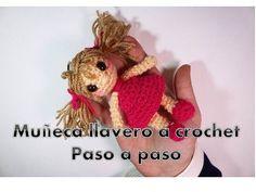 gatto Posi e Nega Amigurumi Crochet Elephant, Crochet Birds, Cute Crochet, Crochet Flowers, Crochet Baby, Crochet Doll Pattern, Crochet Patterns Amigurumi, Amigurumi Doll, Amigurumi Tutorial