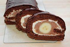 Výborná roláda ktorá je vhodná aj na všedný deň aj na sviatok.. Tiramisu, Cake, Ethnic Recipes, Food, Romania, Kuchen, Essen, Meals, Tiramisu Cake