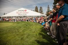 It Must be Fall – the Safeway Open Is Coming to Napa