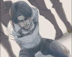 Levi Mikasa, Levi And Erwin, Wattpad Book Covers, Wattpad Books, Attack On Titan Eren, Rivamika, Aot Characters, Levihan, Eruri