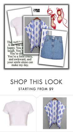 """""""Shein"""" by dajana-miletic ❤ liked on Polyvore"""