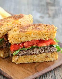 Mac Attack Burger   Kirbie's Cravings