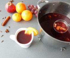 Vánoční ovocný punč Chocolate Fondue, Punk, Desserts, Food, Tailgate Desserts, Deserts, Essen, Postres, Meals