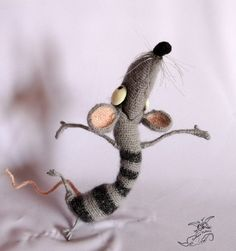 A joyful dancing...something...by Svetlana Pertseva.