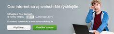 Najlepší bezpečnostný softvér pre Váš notebook - Eset Smart Security a ESET NOD32 Antivirus.
