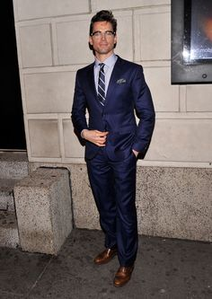 """Matt Bomer Photos - Actor Matt Bomer attends the """"Cat On A Hot Tin Roof"""" Opening Night at Richard Rodgers Theatre on January 17, 2013 in New York City. - """"Cat On A Hot Tin Roof"""" Opening Night - Arrivals And Curtain Call"""