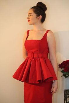 Look What Ive Made - Projects - Dressmaking - The Mooshi Tessuti Dress