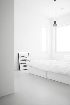 Minimalist Interior, Minimalist Living, Minimalist Bedroom, Minimalist Design, Modern Minimalist, Scandinavian Interior Design, Modern Interior Design, Interior And Exterior, Black And White Interior