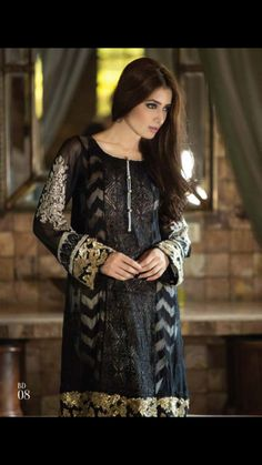 Maria b embroidered 2014-15