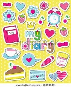 Scrapbooking Fotos en stock, Scrapbooking Fotografía en stock, Scrapbooking Imágenes de stock : Shutterstock.com