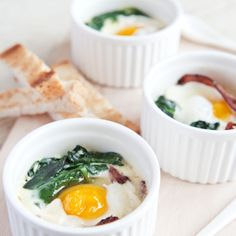 #eggs #cocotte | Dille & Kamille