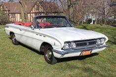 62 buick skylark; Someday, I will have my own vintage car. #bucketlist