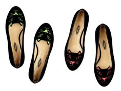 Charlotte Olympia´s cat gets punk