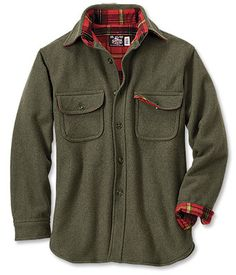 e25d3a55fe0 We love this men s flannel-lined shirt-jacket for what it is—and