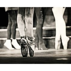 Black and White Photography, FREE GIFT, Ballet Photography, Black and... ($34) ❤ liked on Polyvore featuring home, home decor, wall art, paper wall art, word wall art, ballet wall art, ballerina wall art and whimsical home decor