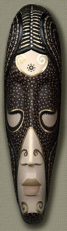 Mask 10 by ~INDRIKoff on deviantART