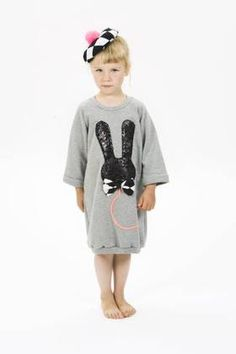 Fabulous jersey knit dress. Perfect for autumn from Kidsen.co.uk #kids #clothing