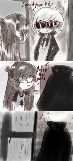gr: you're the worst by Nelauk.deviantart.com on @DeviantArt >< I NEED TO GET TO KNOW THIS AU