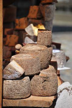 Gruyere cheese, Gruyere Castle Switzerland  Sweet, salty, creamy, nutty, earthy