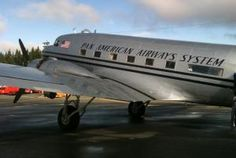 Former Pan Am DC-3