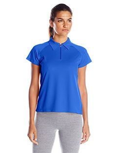 Champion Womens Double Dry Performance Polo Athletic Royal XXLarge * Visit the image link more details. Note:It is affiliate link to Amazon.