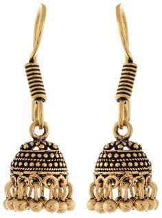 Waama Jewelsplain Jhumki Earring, Multi Color Party Wear Earring For Women, Fashion Jewellery Wje4001