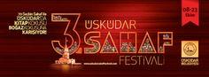 Beyda'nın Kitaplığı: 3.Üsküdar Sahaf Festivali 08-23 Ekim 2016