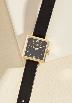 Department Square Watch by Olivia Burton - Luxe Gifts