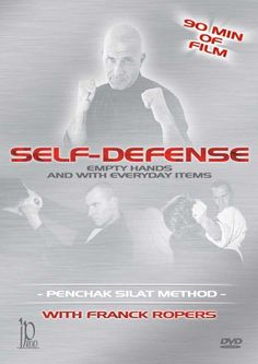Self-defense: Empty Hands and with Every Day Items with Franck Ropers Self Defense Weapons, How To Become, Hands, Empty